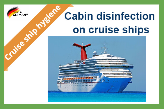 Cruise ship hygiene