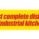 Commercial kitchen disinfection