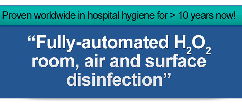 Hospital hygiene infection control