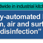 Industrial kitchen hygiene