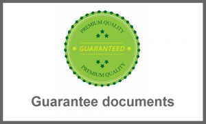 Guarantee documents
