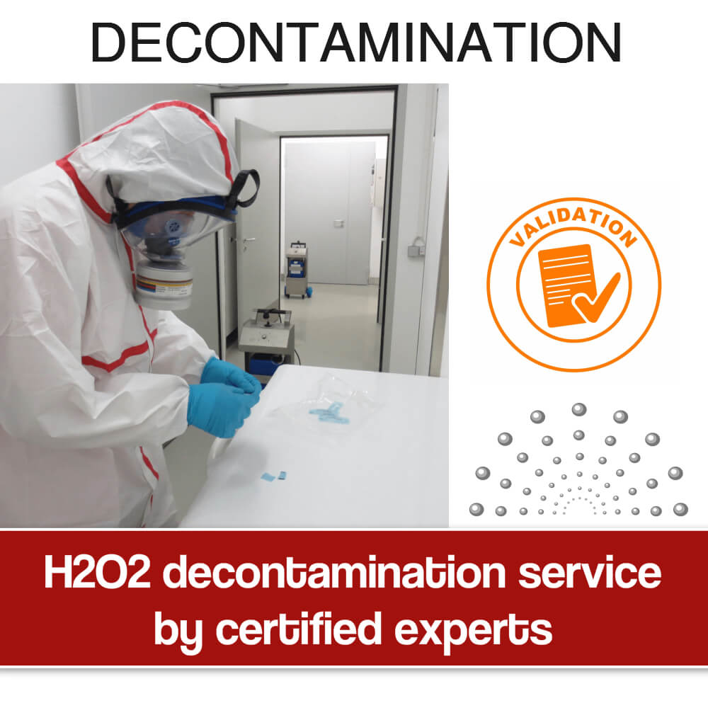 Decontamination service
