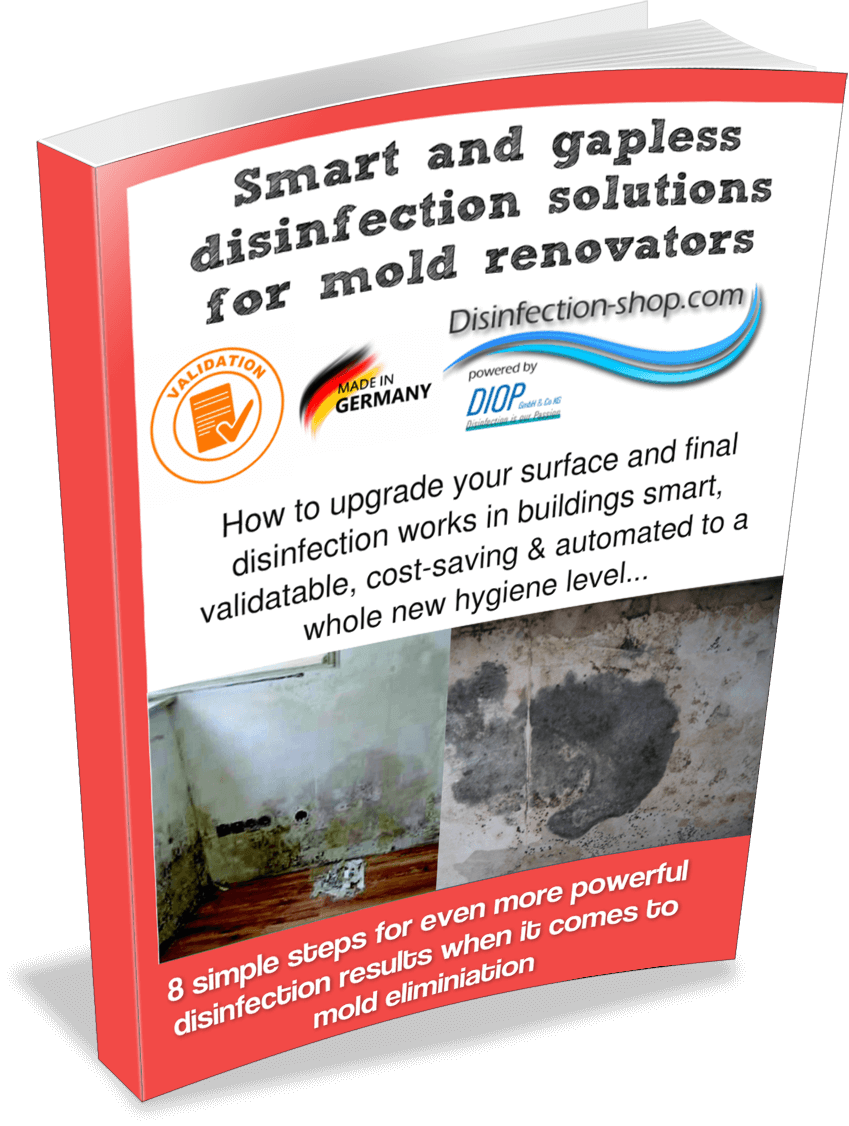 Mold disinfection