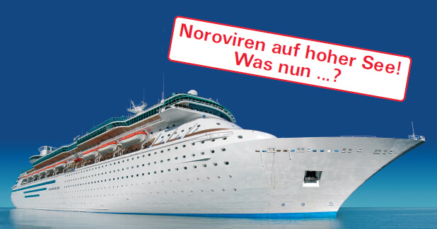 Cruise ship norovirus protection
