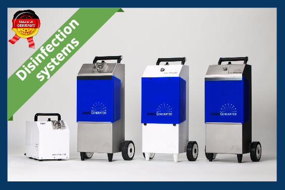 Disinfection systems